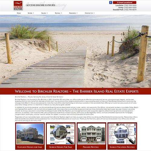 Web Design Toms River
