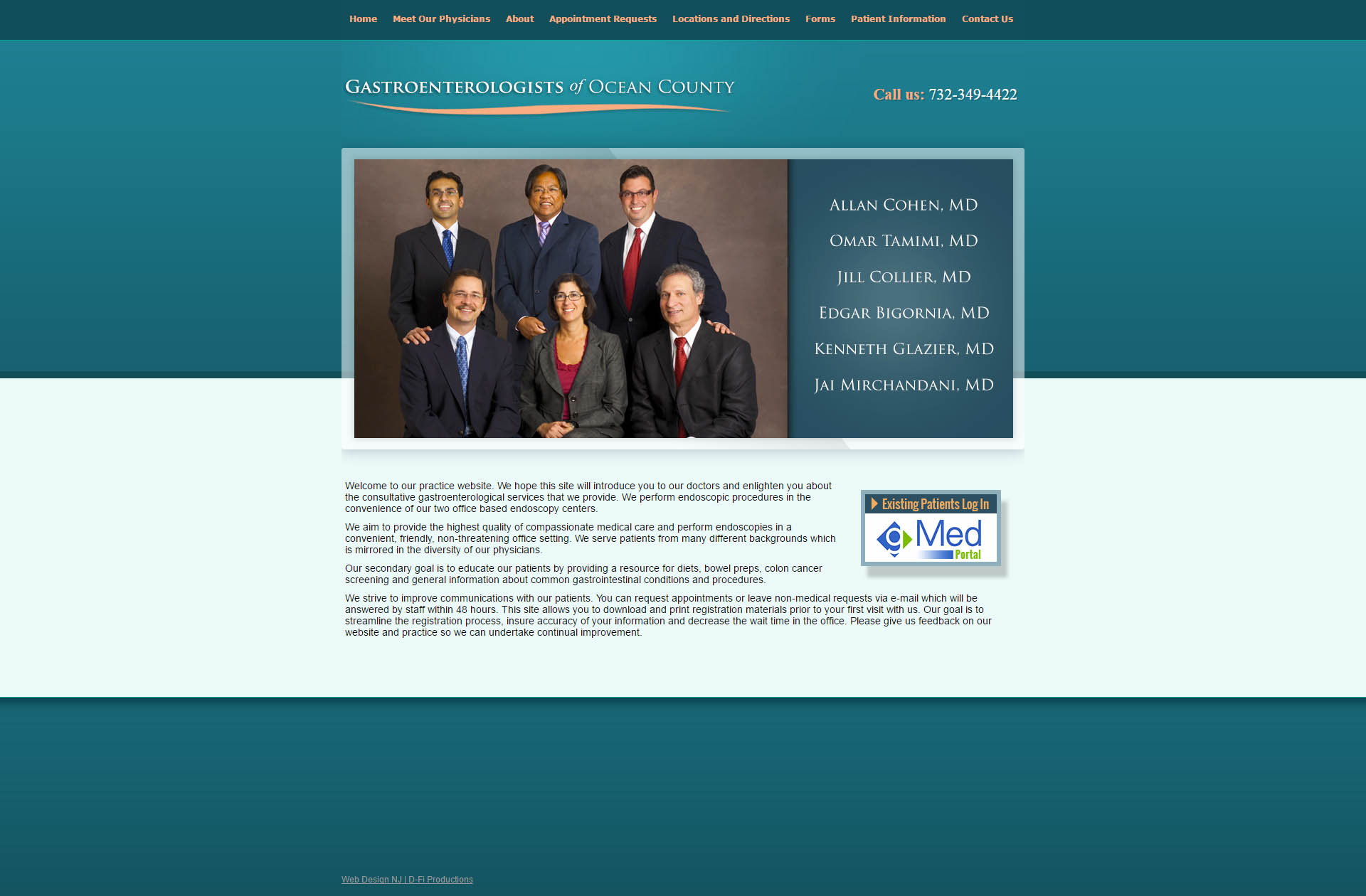 Terrific Gastroenterologists Of Ocean County D Fi Productions Nj Beutiful Home Inspiration Ommitmahrainfo