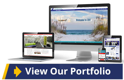 Web Design Long Beach Island (LBI) Portfolio