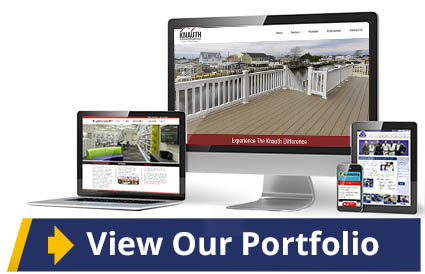 Web Design Manahawkin Portfolio