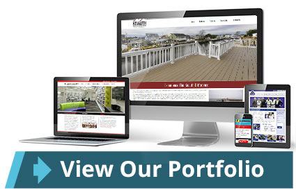 Web Design Waretown Portfolio